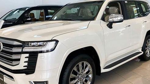 Sắp ra mắt, Toyota Land Cruiser 2022 'cháy' đơn đặt hàng tại Việt Nam, khách mua lúc này phải chờ cuối năm nhận xe