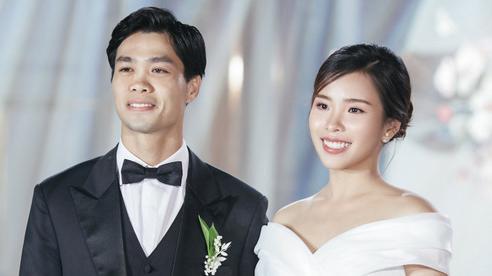 Công Phượng sắp đón con đầu lòng với Viên Minh, netizen náo nhiệt chúc mừng: Đây là cú ghi bàn đẹp nhất cuộc đời!