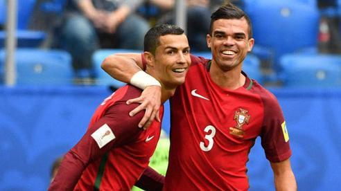 Rộ thông tin đội bóng Việt Nam hỏi mua 'huynh đệ chí cốt' của Ronaldo với giá 81 tỷ đồng
