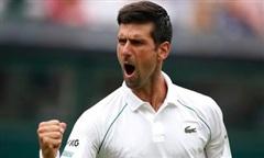 Djokovic thẳng tiến vào vòng ba Wimbledon