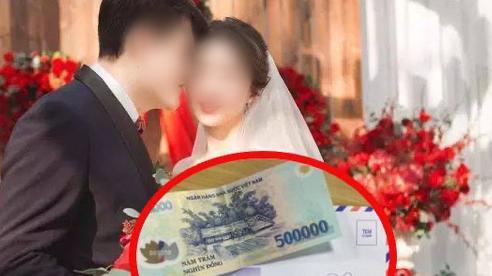 Đêm tân hôn, vừa đếm xong tiền mừng thì chú rể đòi 'cầm hết', bí mật tiếp theo anh ta tiết lộ khiến cô dâu đùng đùng bỏ về nhà đẻ!