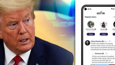 Ông Donald Trump chính thức giới thiệu mạng xã hội mới, đã có thể tải về trên App Store và Google Play