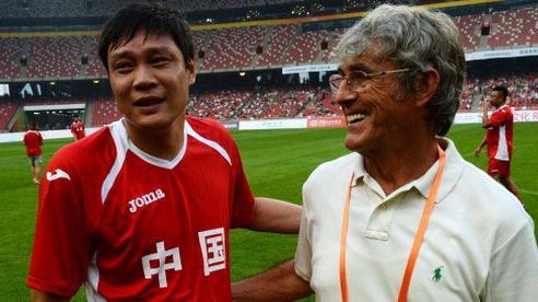 Huyền thoại bóng đá Trung Quốc: Đội tuyển Việt Nam không có cửa thắng được Trung Quốc