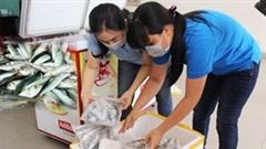 Ấm lòng dân Quảng Bình gửi hơn 3 tấn cá tươi cho lao động nghèo TP.HCM