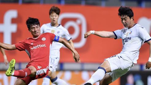 'Lá chắn thép' vắng mặt, mục tiêu phục hận đội bóng Thái Lan của Viettel bị đe dọa