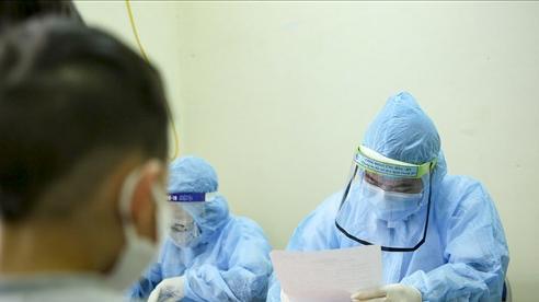 Hà Nội ghi nhận 9 ca dương tính với SARS- CoV- 2