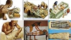 Cận cảnh quy trình xác ướp chuẩn Ai Cập bảo vệ thi thể qua hàng nghìn năm
