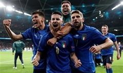 """Clip diễn biến trận Italy vào chung kết sau loạt """"đấu súng"""" với Tây Ban Nha"""