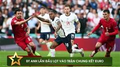 Điểm tin 8/7: Ngược dòng trước Đan Mạch, Anh lần đầu vào chung kết Euro