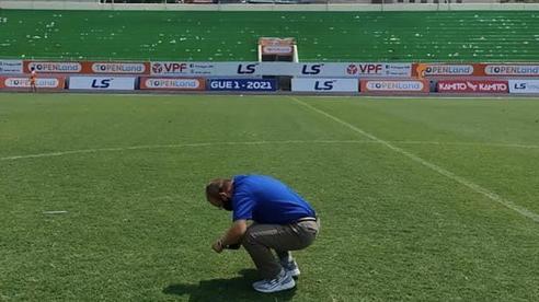 CLB V.League có mặt sân chuẩn World Cup, fan Việt Nam: 'Hết xấu hổ với Thái Lan rồi!'