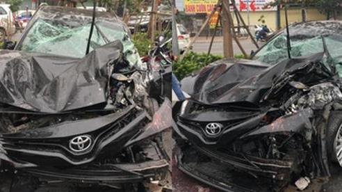 Rộ tin Toyota Camry được hồi sinh một cách thần kỳ sau cú lộn nhào chiều mùng 5 Tết