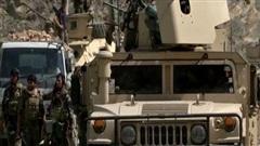 Hoa Kỳ chuyển giao quyền chỉ huy ở Afghanistan