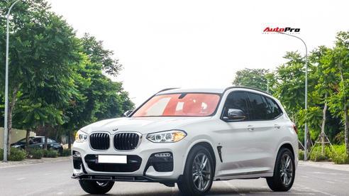 Mua BMW X3 M-Sport chạy 1 năm, đại gia bán xe vẫn dư tiền mua Mercedes-Benz GLC 300 'đập hộp'