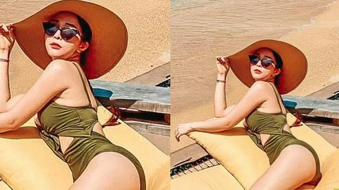 Quỳnh Nga đăng ảnh nóng bỏng, Việt Anh bình luận ra sao?