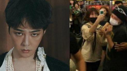 G-Dragon từng chứng kiến fan cuồng 'bám đuôi' bị bạn trai đánh, phản ứng sau đó đúng chuẩn 'ngoài lạnh trong nóng'