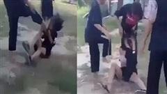 Nữ sinh Huế bị đánh hội đồng, lột áo rồi tung clip lên mạng