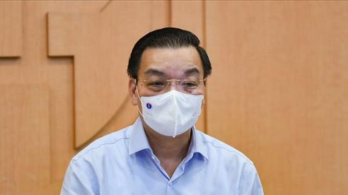 Chủ tịch UBND TP Hà Nội Chu Ngọc Anh: Xây dựng kịch bản tiêm vắc xin theo đúng quy trình an toàn của Bộ Y tế