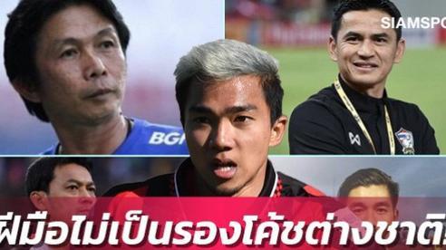 'Messi Thái' ra lời khuyên cho đội nhà, FAT liệu có động lòng với HLV Kiatisuk?
