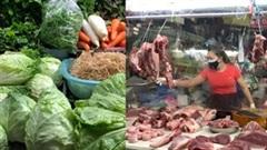 Chợ Sài Gòn mở cửa: Giá tăng nhẹ, không còn hiện tượng chống đối