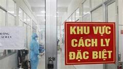 Sáng 22/7: Thêm 2.967 ca COVID-19, Việt Nam hiện có hơn 71.000 bệnh nhân