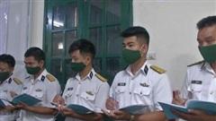 Bộ đội Hải quân trên đỉnh núi