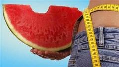 Những thực phẩm mùa hè hỗ trợ giảm cân vô cùng hiệu quả