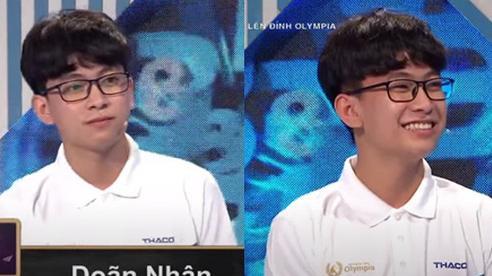 Xuất hiện thí sinh Olympia điển trai như tài tử Hàn Quốc, được nhận xét 'có màn debut quá mĩ mãn'
