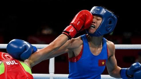 Võ sĩ Việt Nam chơi quả cảm ở Olympic, suýt tạo nên bất ngờ trước á quân thế giới