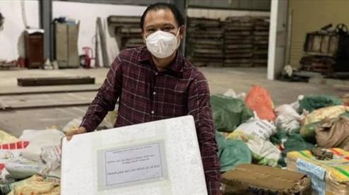 Đại gia quê Hà Tĩnh bỏ tiền túi thuê máy bay đón công dân vùng dịch về
