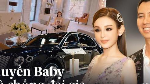 Sống như bà hoàng trong 'lâu đài' hơn 80 tỷ đồng, Huyền Baby giàu cỡ nào?