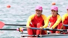 Olympic 2020: Cặp đôi Việt Nam về đích ở vị trí áp chót, vào đấu chung kết nhóm C