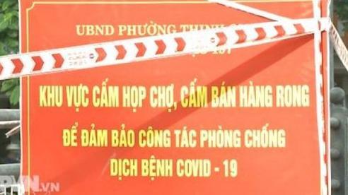 Người dân Hà Nội không bị động khi giãn cách xã hội