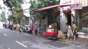 Quầy hàng 0 đồng 'cứu nguy' lao động nghèo tại Hà Nội