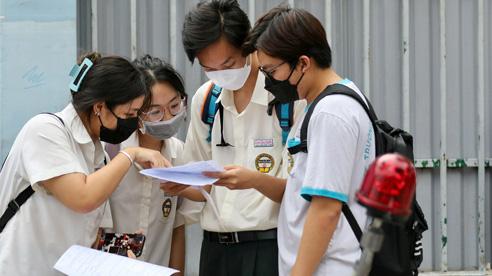1.280 thí sinh trượt tốt nghiệp do bị điểm 'liệt', phổ điểm môn lịch sử thấp nhất