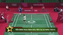 Tiến Minh lập kỷ lục tại đấu trường Olympic