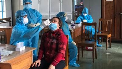 Khánh Hòa: Tthêm 38 ca dương tính với SARS-CoV-2