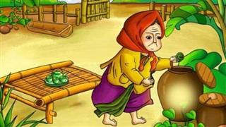 Truyện cổ tích: Nàng tiên ốc