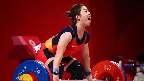 Đô cử Hoàng Thị Duyên không thể dành huy chương hạng cân 59kg