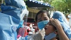 Hà Nội thông báo 76 ca dương tính SARS-CoV-2 trong 24 giờ, 45 ca tại cộng đồng