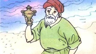 Truyện cổ tích: Bác đánh cá và gã hung thần