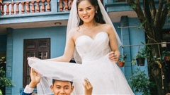 Hot: Đồng Văn Hùng của Ẩm thực mẹ làm thông báo lấy vợ bằng hình ảnh 'bá đạo' chứng minh 'nhà là phải có nóc'