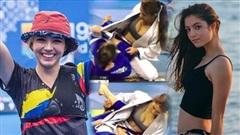 Nữ VĐV lộ vòng 1 trên sàn đấu chưa phải 'nóng' nhất, dàn hot girl đang 'đốt cháy' Olympic Tokyo gồm những ai?