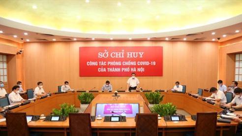 Hà Nội: Cho phép địa bàn nguy cơ cao áp dụng biện pháp mạnh hơn Chỉ thị 17