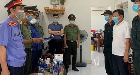 Bắt tạm giam nguyên Giám đốc và Phó Giám đốc Cảng hàng không Phú Bài