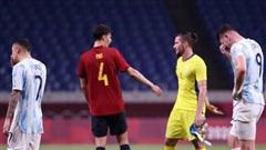 Olympic 2020: Đàn em Messi bị loại đáng thất vọng; đại diện châu Á tự đánh mất vé đi tiếp