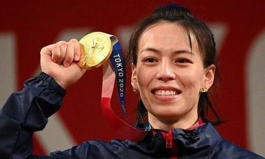Đô cử Đài Loan lập ba kỷ lục Olympic