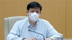 Bộ trưởng Y tế và 9 giám đốc bệnh viện lớn nhất nước vào TP.HCM chống dịch