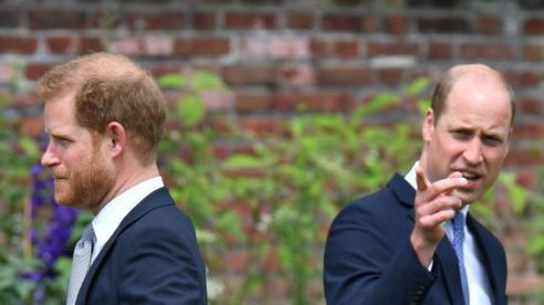 Hoàng tử Harry ôm hận trong lòng vì một câu nói của anh trai William, gây ra mối thù dai dẳng