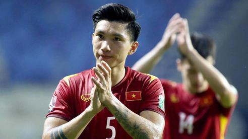 Sau Công Phượng, đến lượt Văn Hậu khiến thầy Park đau đầu tại vòng loại World Cup 2022