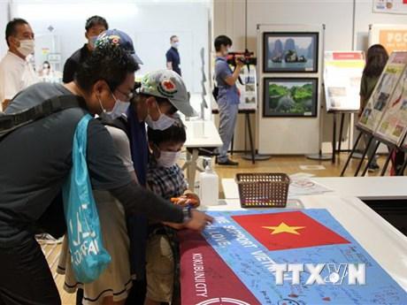 Thành phố Nhật Bản quảng bá về Việt Nam trước thềm Paralympic